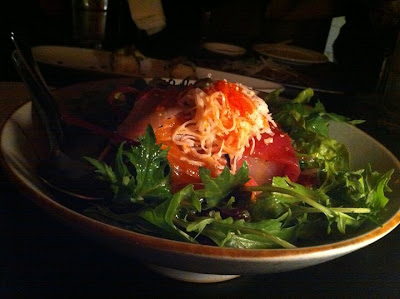 3%2BSashimi%2BSalad Kobe Jones