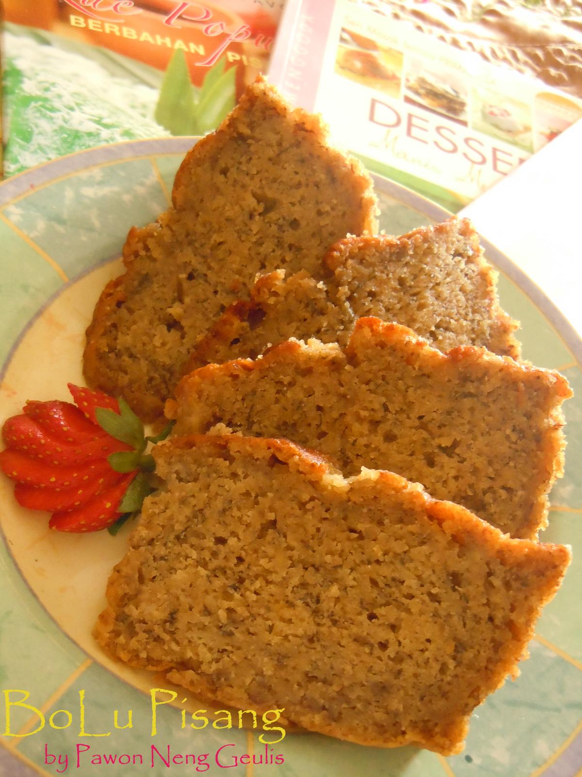 Resep Cake Pisang Lembut | myideasbedroom.com