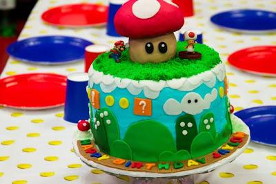 Luigi Cake en Pinterest