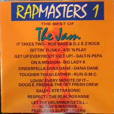 Various Artists – Rapmasters 1: The Best Of The Jam (CD) (1989) (320 kbps)
