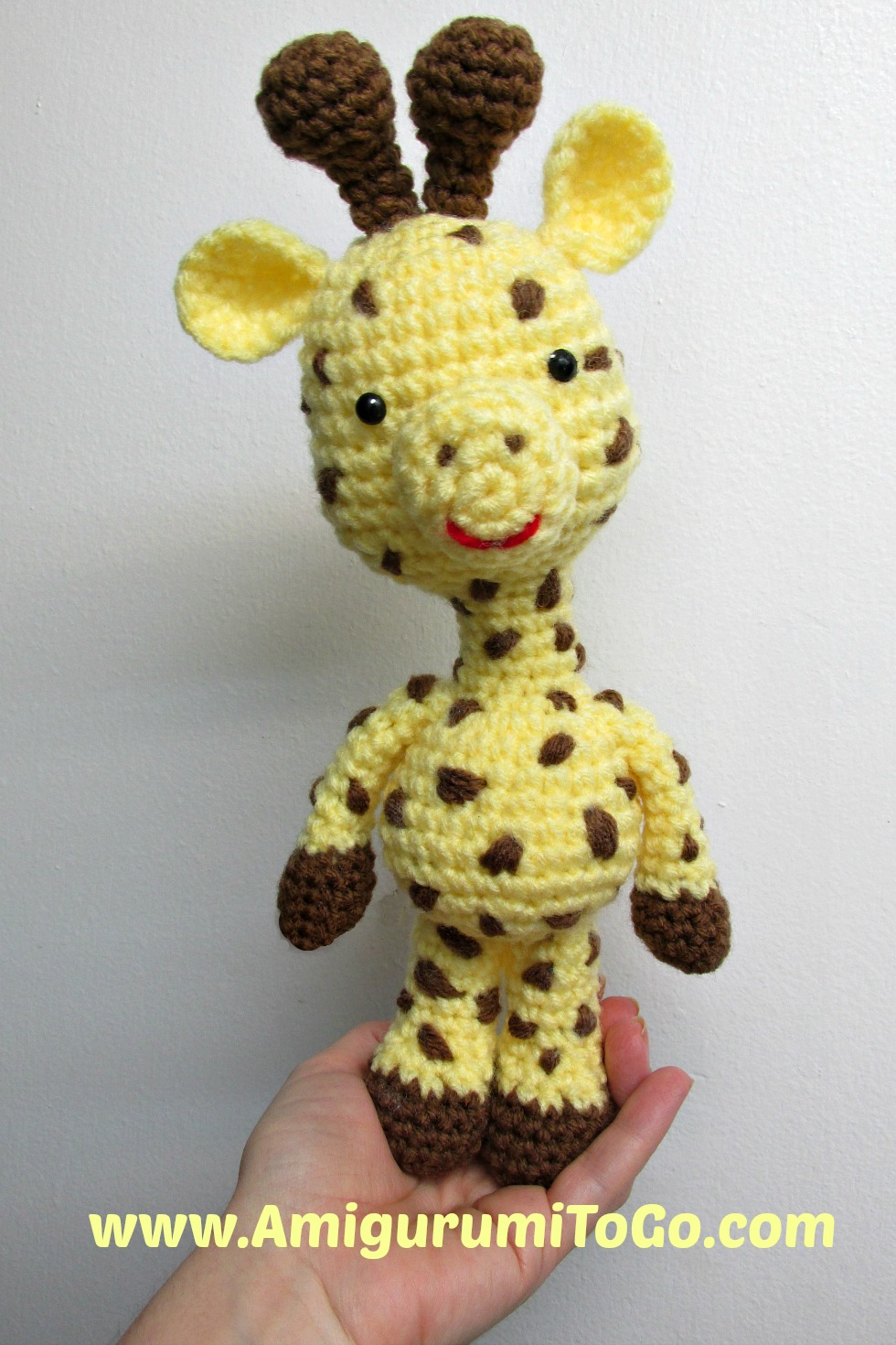 Revised Pattern In The Works ~ Amigurumi To Go
