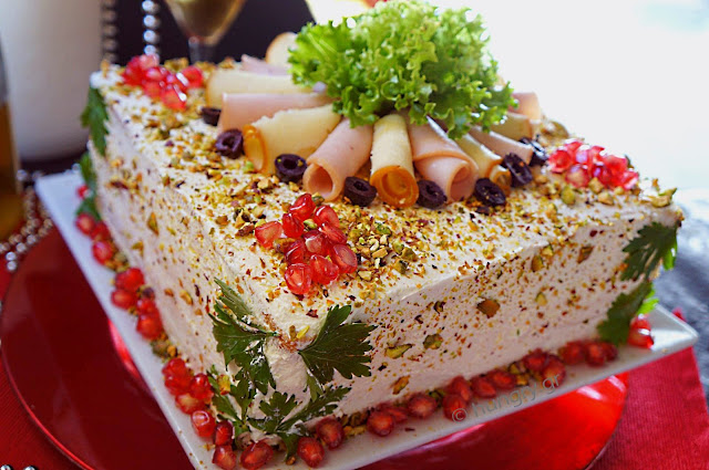 Savory Torte
