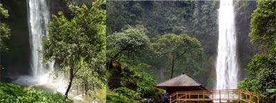 Curug cimahi tempat wisata alam air terjun di bandung