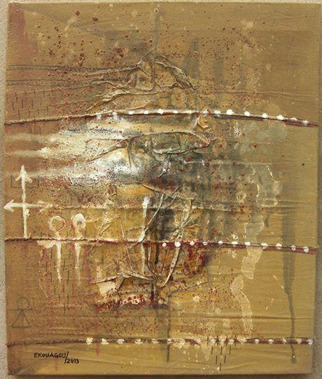 FUSION,2013,60x50Cm,acrylic on canvas