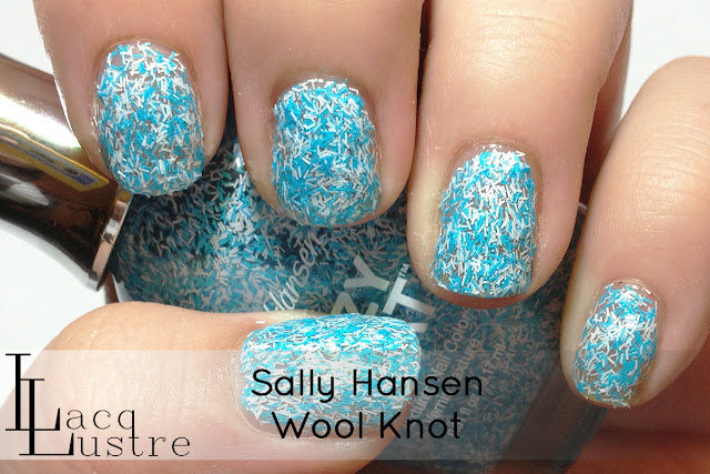 Sally Hansen Wool Knot swatch
