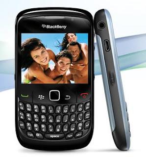 Harga BlackBerry Gemini Terbaru Februari 2013