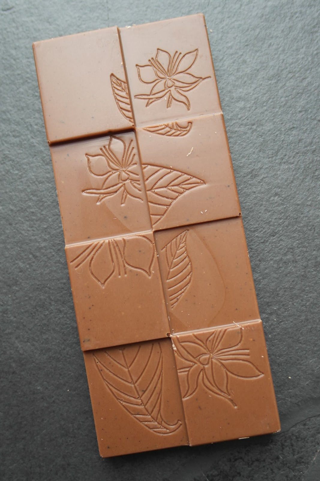 Naked Chai Tea Milk Chocolate by Sue Gilmour