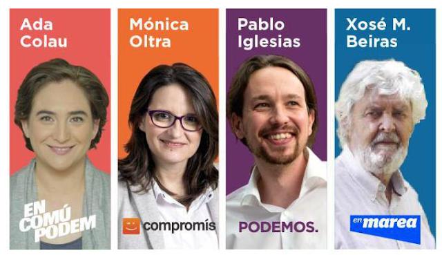 Las almas de Podemos y el destino del PSOE