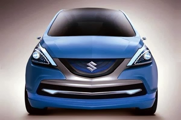 Maruti Suzuki RX model front look