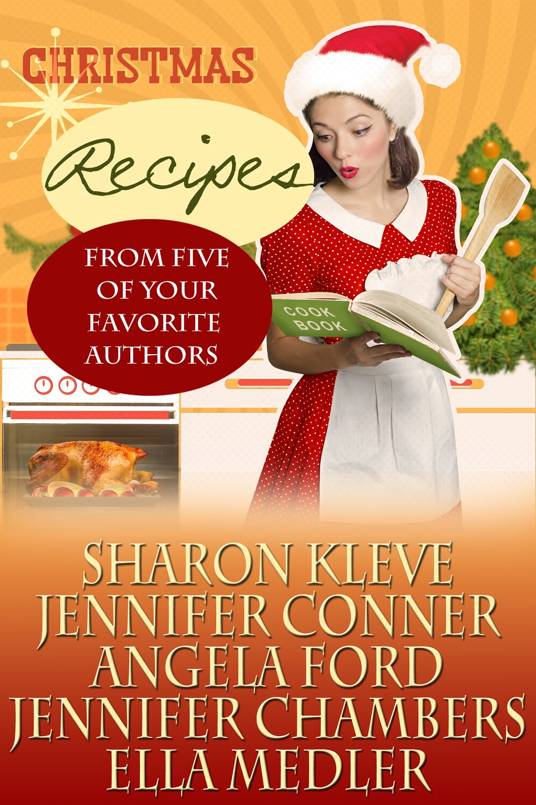 Christmas Recipes From Five of Your Favorite Authors