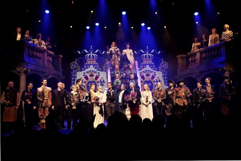 fredericia teater tidligere forestillinger