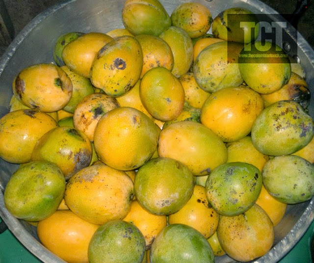 dulce mango colombiano