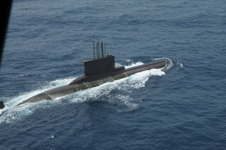 La Armada Nacional de Colombia pone a punto sus submarinos