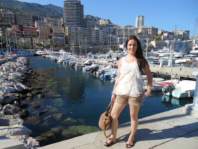 Outfit of the Day Monte Carlo