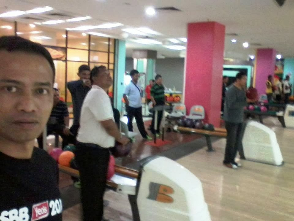Selfie Bowling Parol WPKL