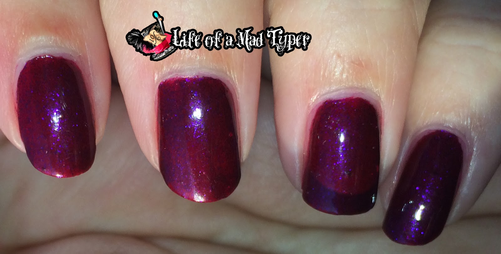 Yume Lacquer Moonlight Defender collection flame warrior