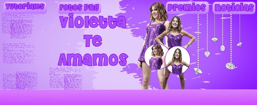 Violetta te Amamos