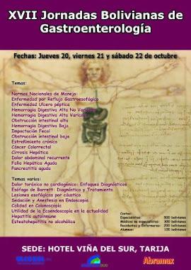 Jornadas Nacionales Gastroenterologia