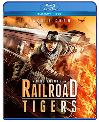 Blu-Ray Giveaway: JACKIE CHAN'S RAILROAD TIGERS