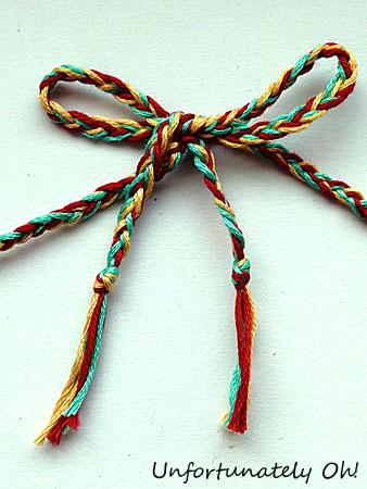 ethnic pompom tassel jewellery