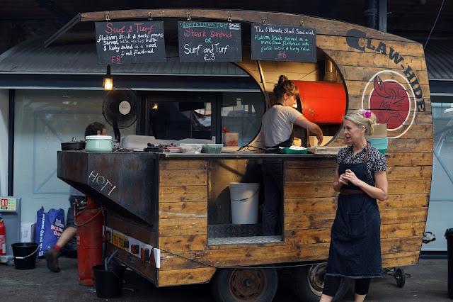 Hello Freckles British Street Food Awards Newcastle Claw Hide