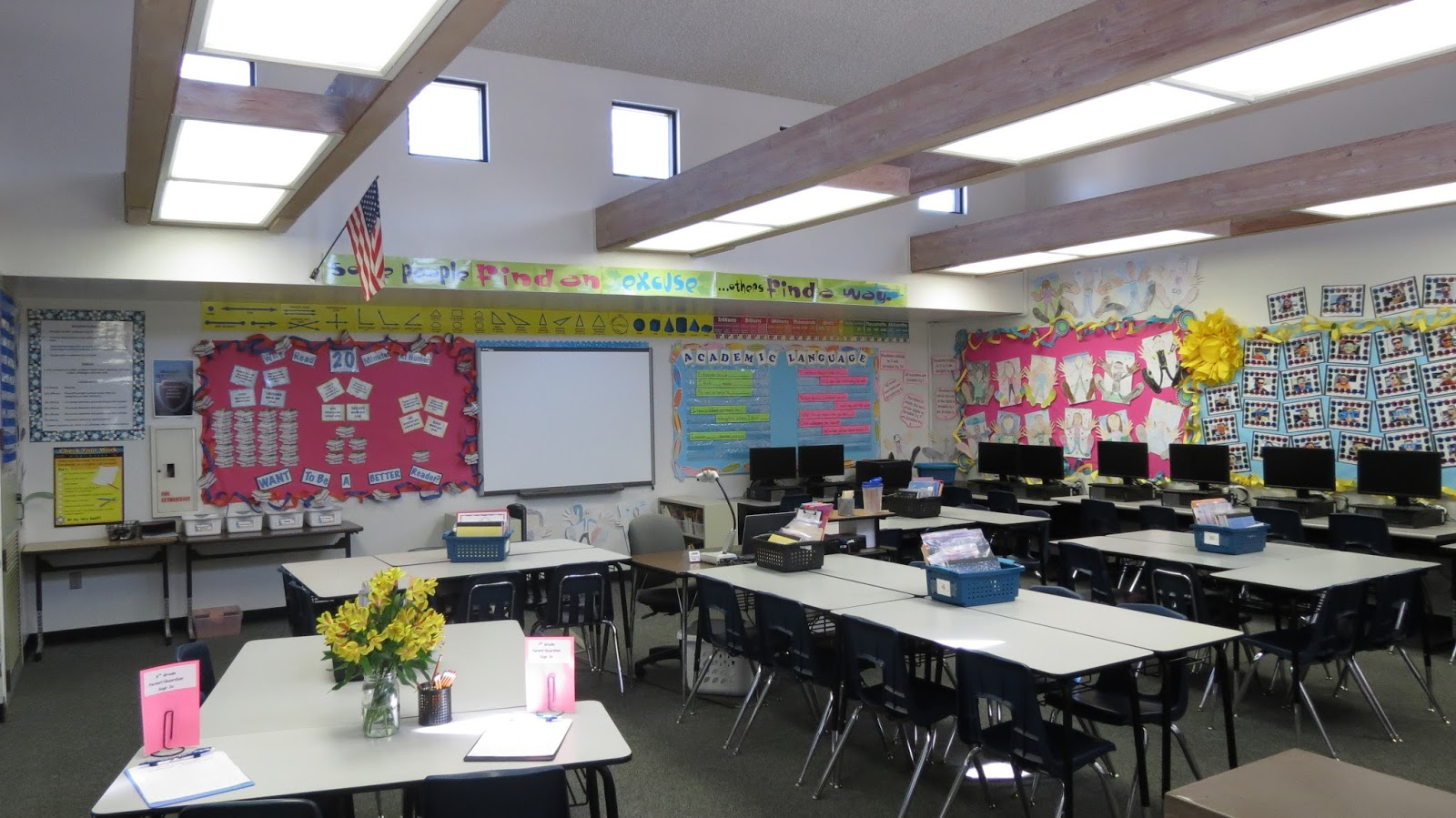 Classroom Layouts For Middle School : Middle school ocd classroom tour