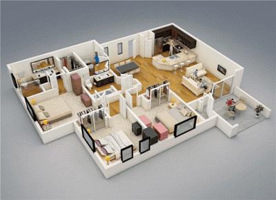 Sesederhana Apapun Type Dan Model Desain Rumah Minimalis Tetap Terlihat Menarik Tata Letak Ruang Yang Benar Jelas Membuatnya Modern