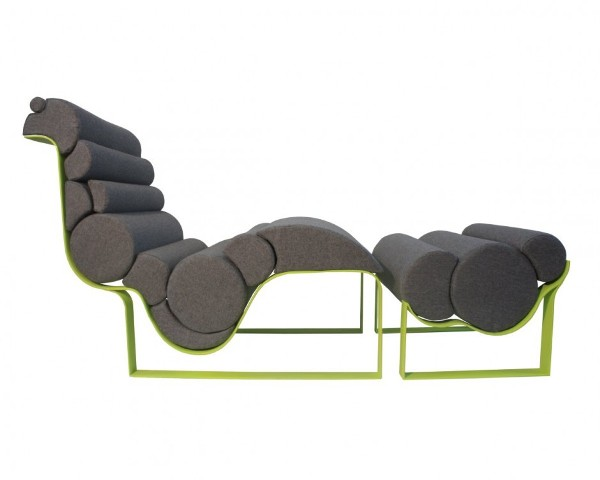 The Nouveau Lounge By Kate McCreary Contemporist Furniture Chair. Mccreary  Modern Furniture Website It S