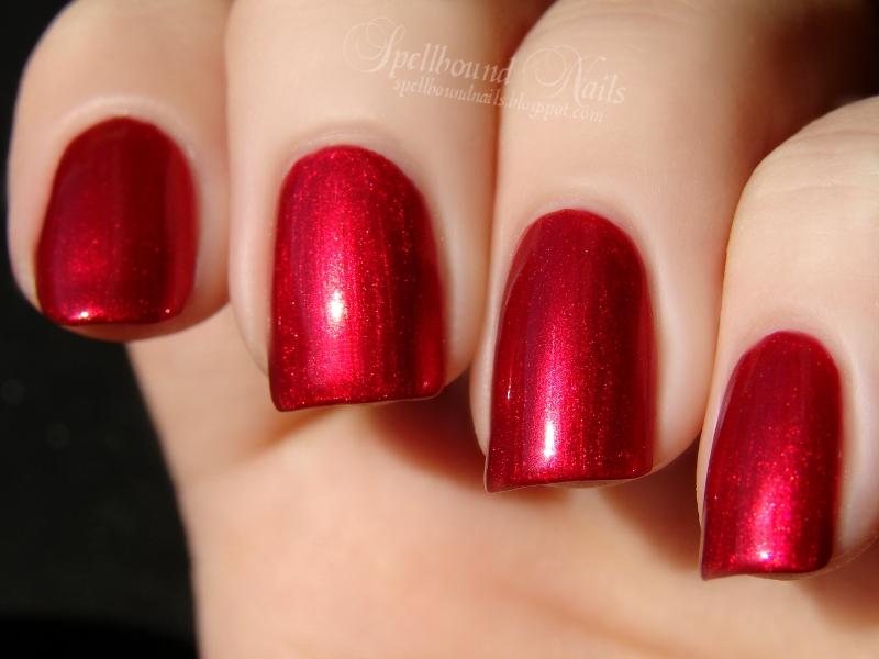 Christmas Glitter Nail Polish China Glaze