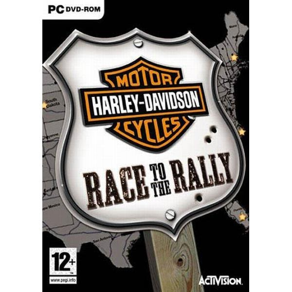 harley davidson motorcycles race to the rally - gemes games