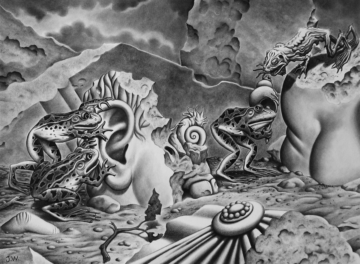 Jim Woodring Net Worth