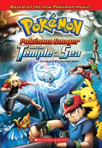 Chiến Binh Pokemon Và Hoàng Tử Biển Cả Manaphy