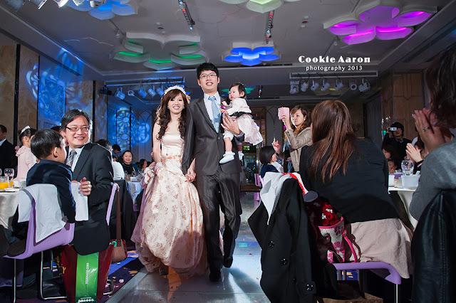 [ 婚禮紀實 ] 偉敏&靜怡結婚晚宴@新店京采飯店