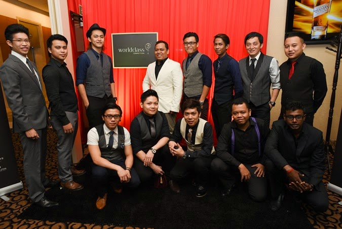 Diageo Reserve World Class bartenders Malaysia