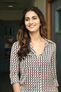 Vaani kapoor  Pictures at ak promotion(4)