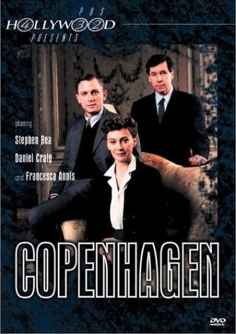 different interpretations of copenhagen by michael frayn By michael frayn  and since, according to the so-called 'copenhagen  interpretation' of quantum mechanics - the interconnected set of theories that was   heisenberg and bohr used several different german words in different contexts.