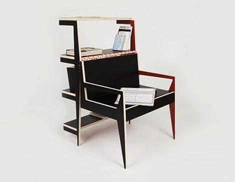 chair library scars luca macri