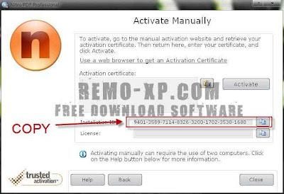 Nitro PDF aktivasi