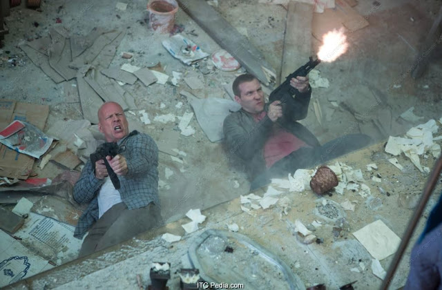 A Good Day To Die Hard 2013 CAM READNFO XViD - 26k