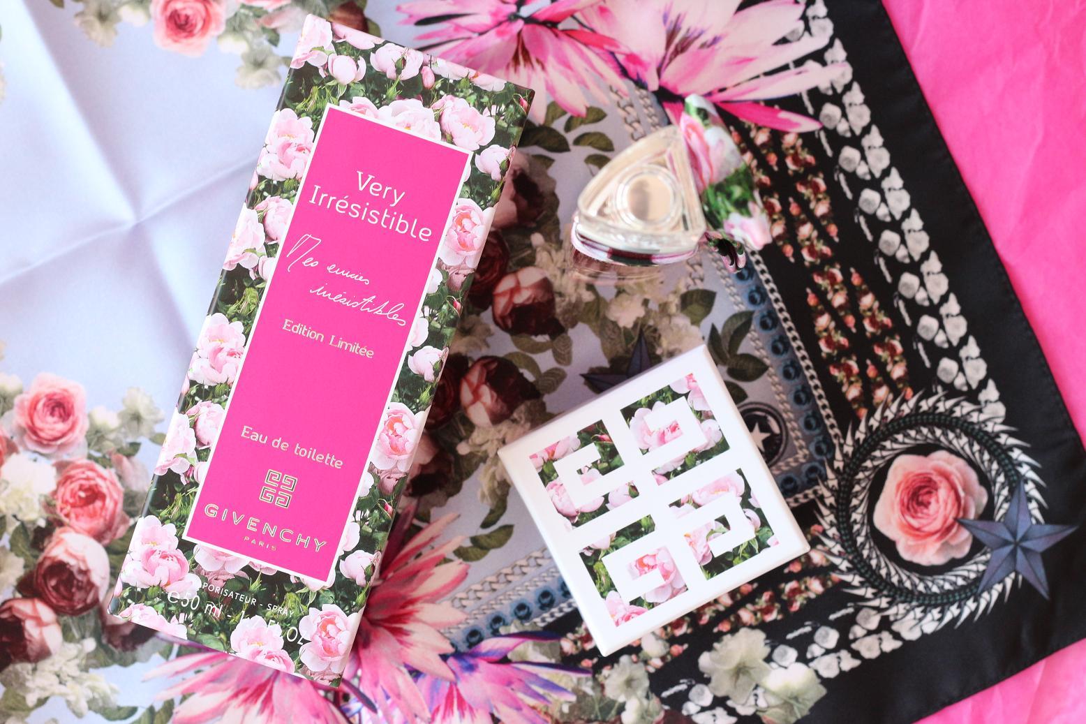 Givenchy Very Irrésistible eau de toilette limited edition