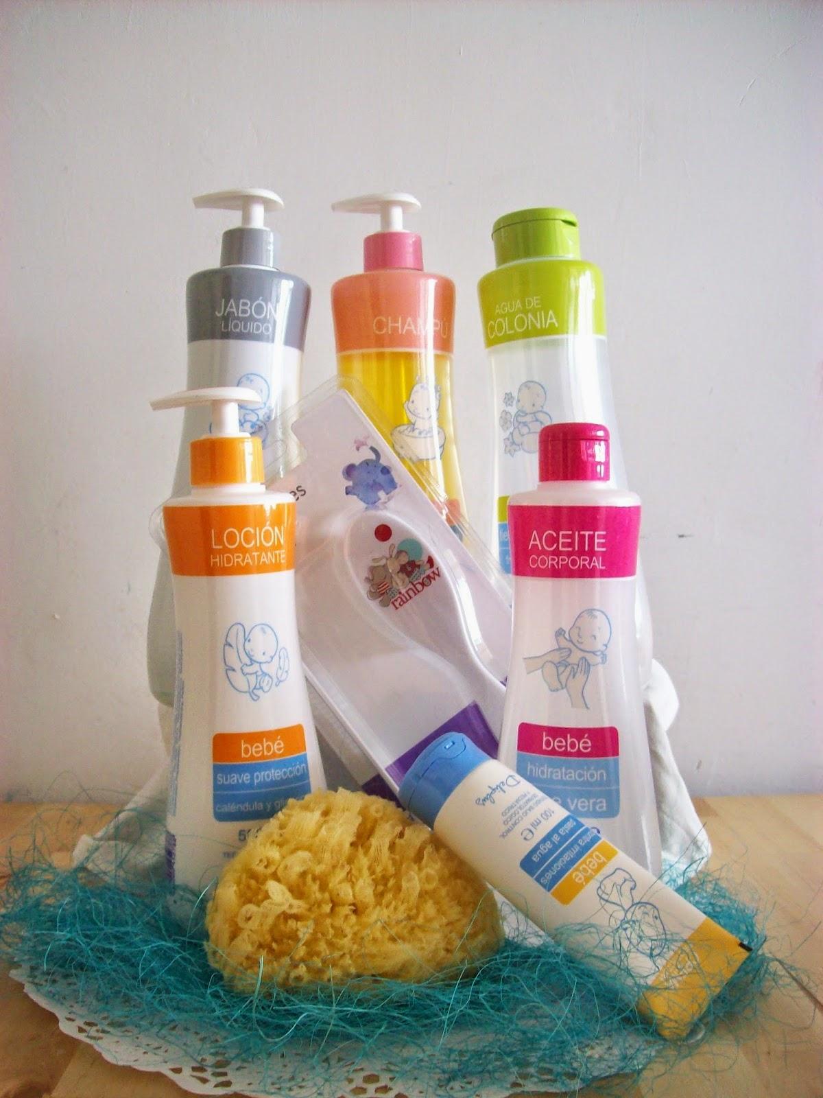 Maternidad y psicolog a mi opini n sobre productos for Articulos de ducha