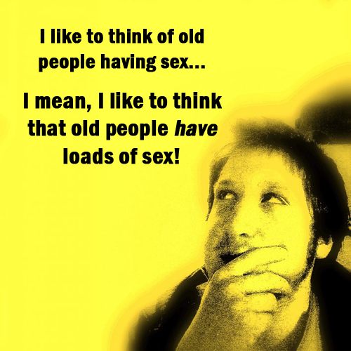 Old People Sex