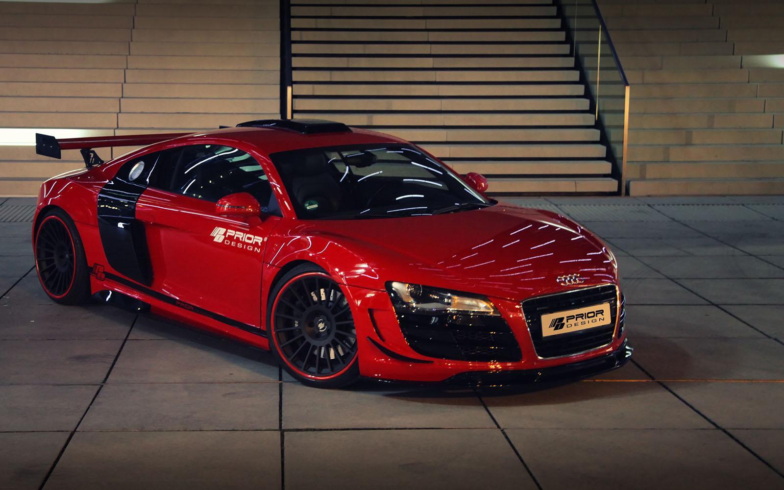 Davide458italia: Audi R8 GT650 by Prior Design