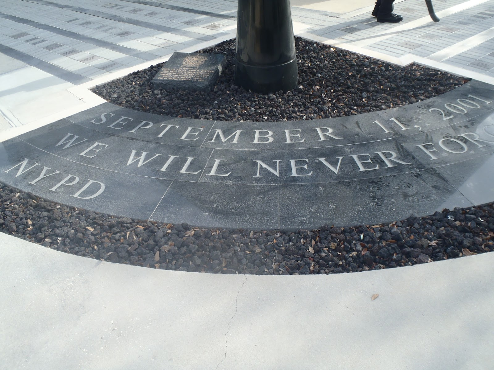 glimpses four 9 11 memorials in central florida the orlando