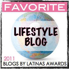 Favorite Lifestyle Blog 2011