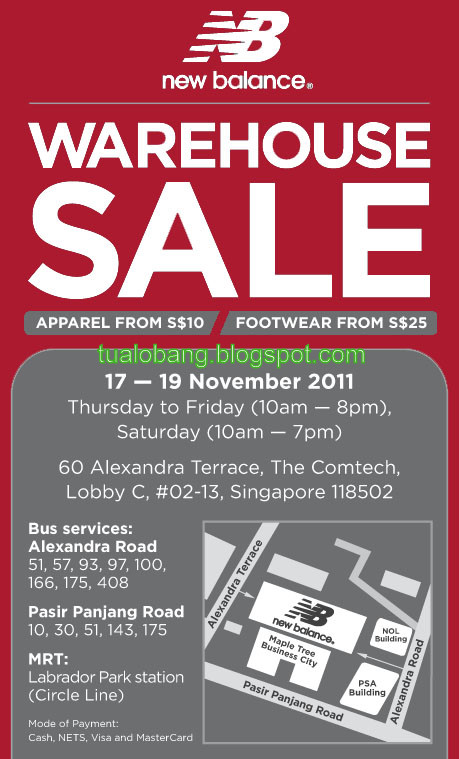 warehouse deals new balance