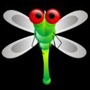 Ojos de libélula