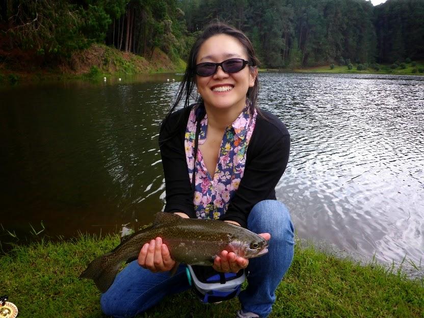 pesca na montanha