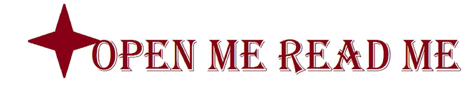 OpenMe ReadMe