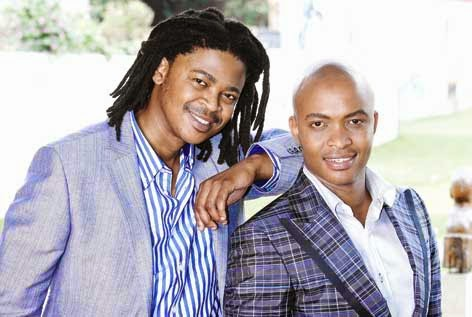 In bed with generations' couple senzo and jason